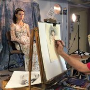 Open Studio with a ModelNo Instructor