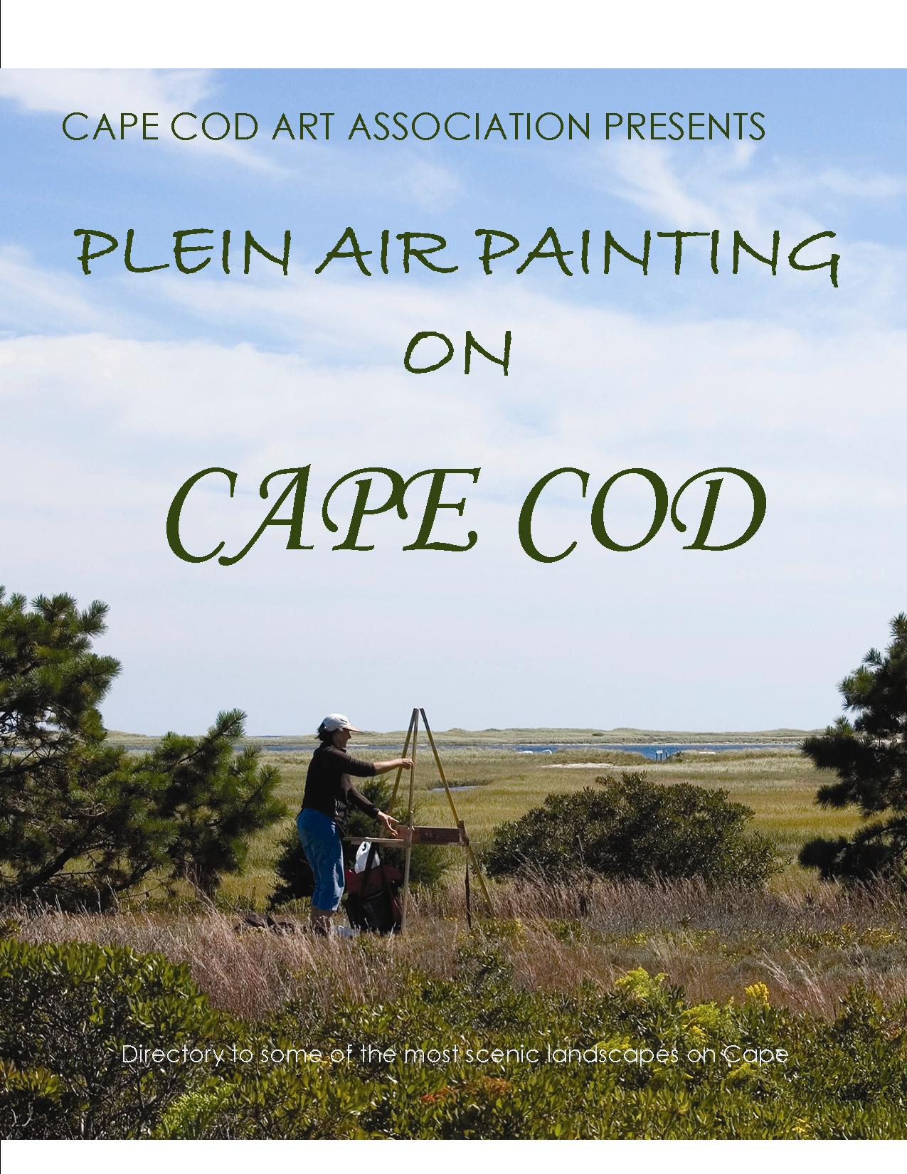 Plein Air on Cape Cod e-book: Directory of the Most Picturesque Places on Cape Cod