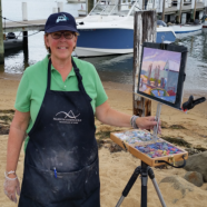 Aug 9 Step Outside – A Plein Air Workshop with Betsy Payne Cook