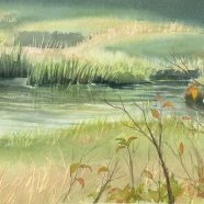NEW! Painting the Fall Season in Watercolor w/ Susan Stranz