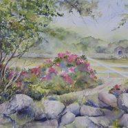 NEW! Springtime Watercolorsw/ Susan Stranz