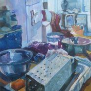 Watercolorw/ Julie Blanchard