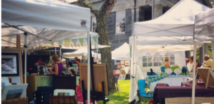 Art in the Village 2018
