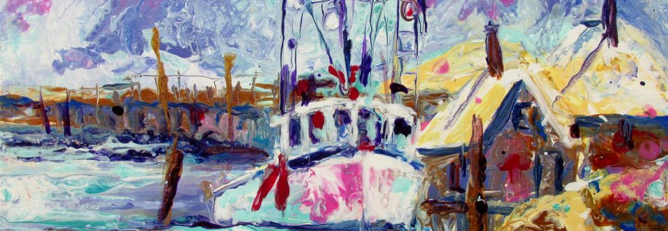 """All New England"" Exhibition and Sale at Cape Cod Art Center"
