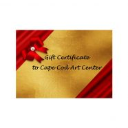 Cape Cod Art Center Gift Certificate