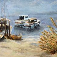 """Nautical and Nice"" Juried Artist Member Exhibit"