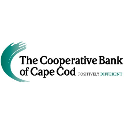 The Cooperative Bank of Cape Cod sponsor logo