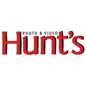 Hunt's Photo and Video sponsor logo