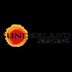 Sunderland Printing sponsor logo