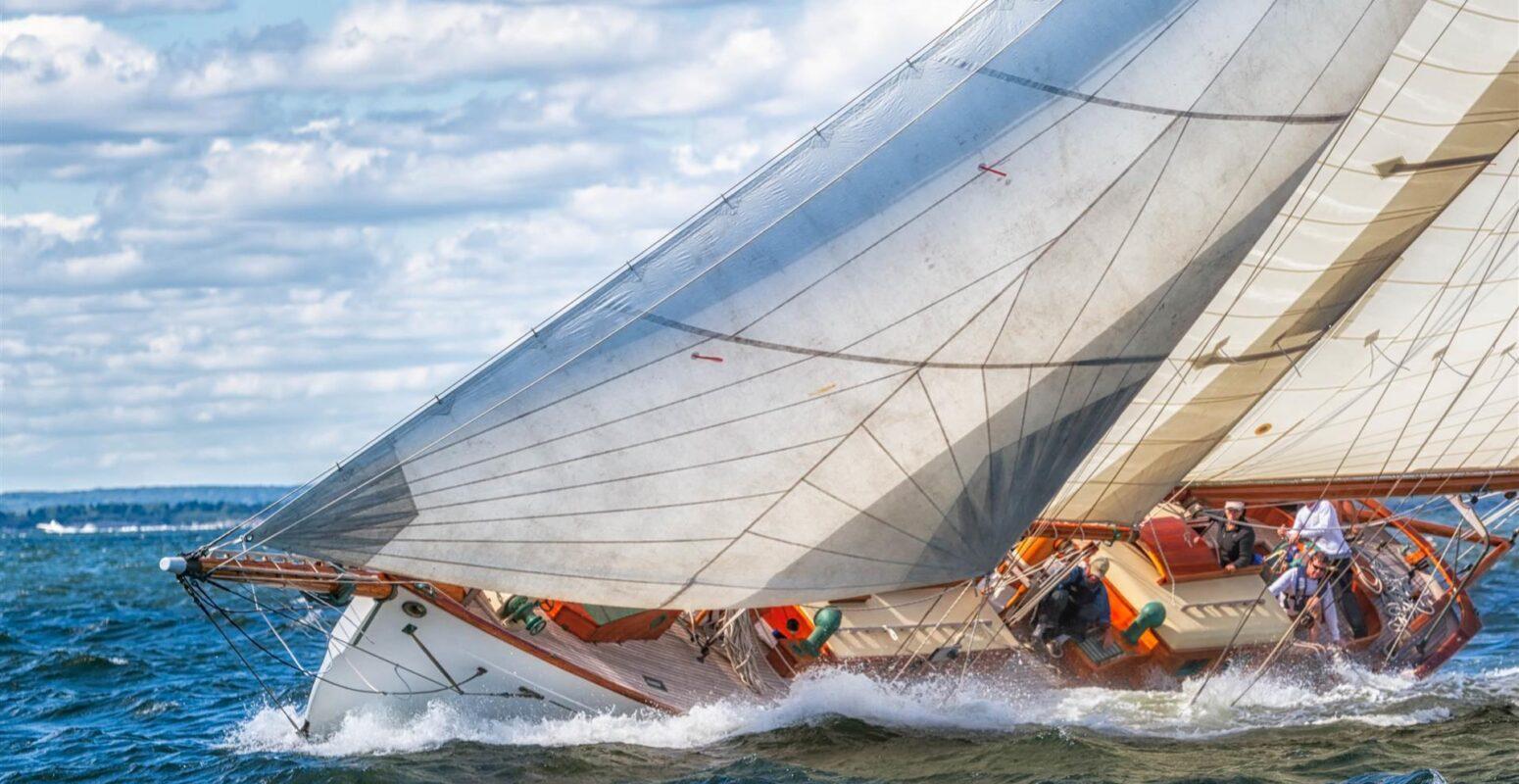 Sailboats & Sunsets Online Exhibit