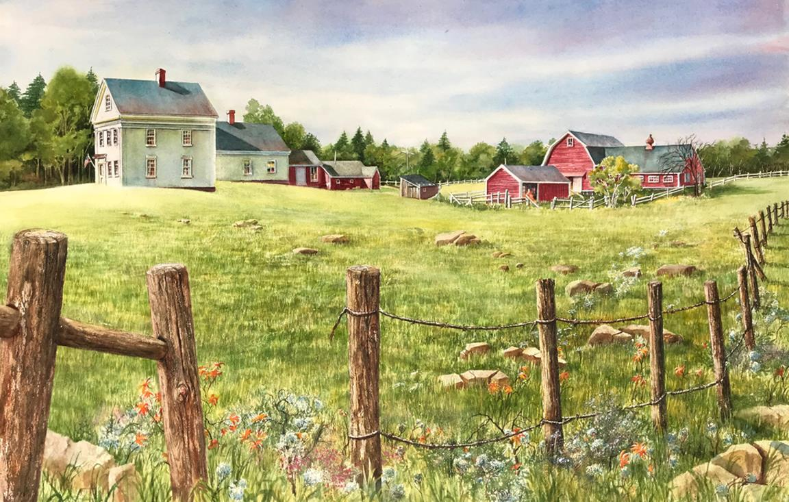 All New England Open Juried Exhibit