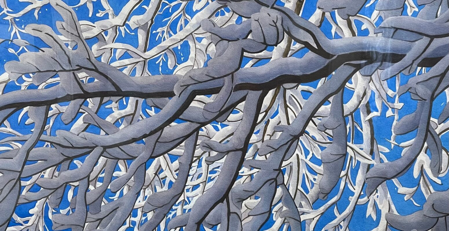 Essence of Winter- Exhibit by Juried Artists