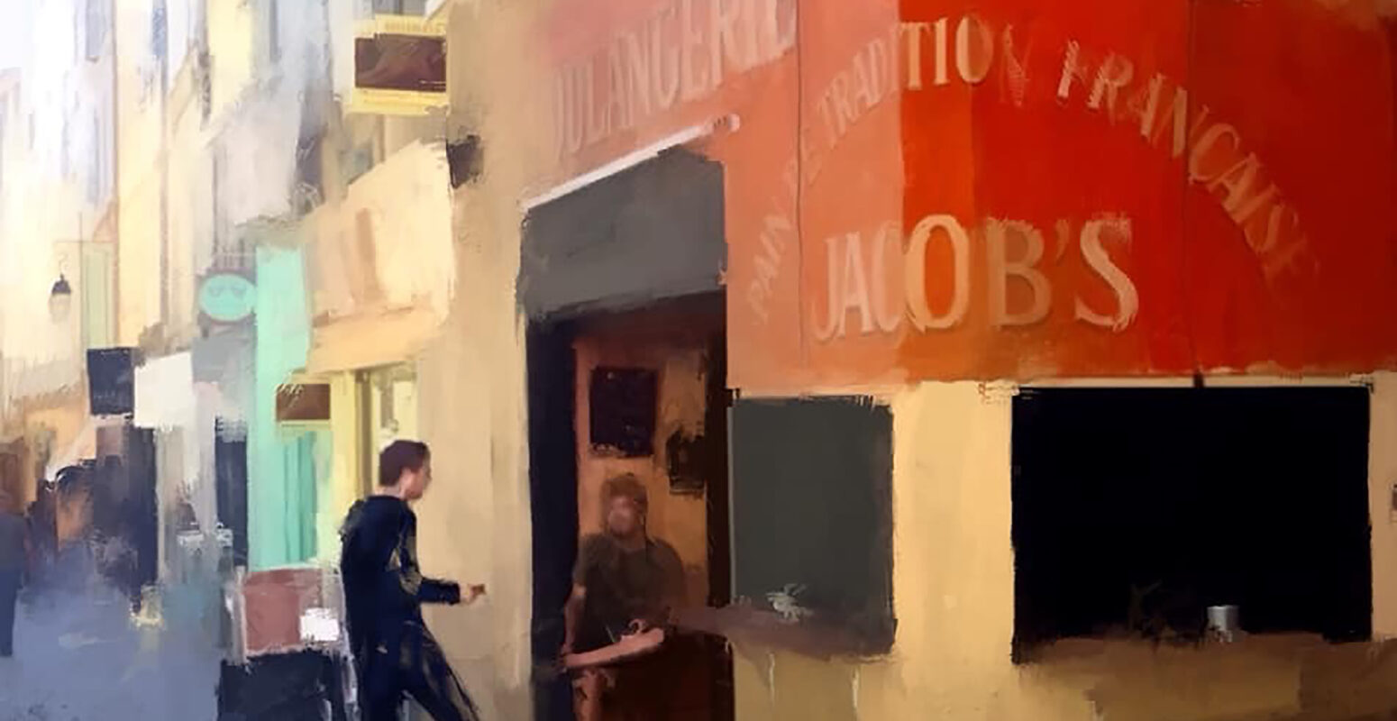 """May Solo Show – """"Expressionist Street Images"""" by Rita Colantonio"""
