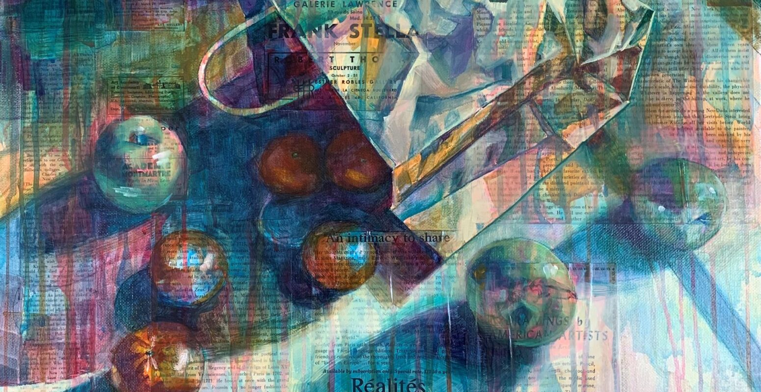 """""""Transitions"""" – Online Open Juried Exhibit, Sept 2021 Judged by Janet Sutherland"""